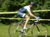 Elder Holland (Todd) at Blunt CX (blurry because of the EXTREME speed that Todd was riding)
