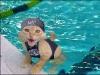 NCC Team mascot complete her swim