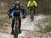 Winter MTB ride